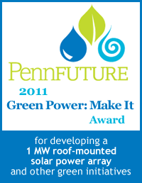 PennFuture Award